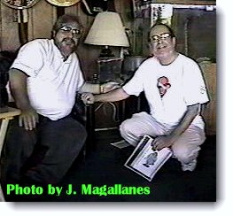 Frank Magallanes and Anton Phibes